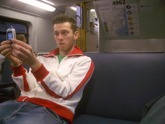 Howie on Train.jpg